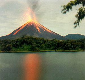 Description Volcan