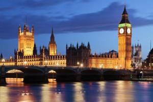 Big Ben et le Palais de Westminster- Londres
