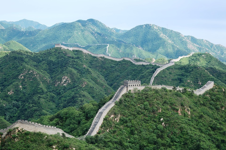 Murraille de Chine