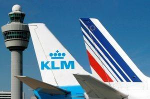 air france klm avions