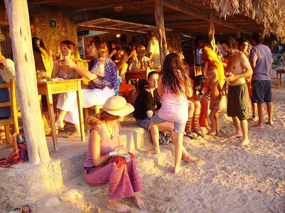 Plage Ibiza