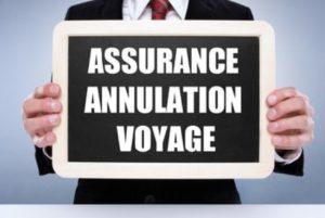 assurance annulation voyage