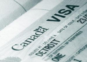 Visa canadien