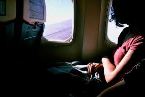 Voyeger en Avion