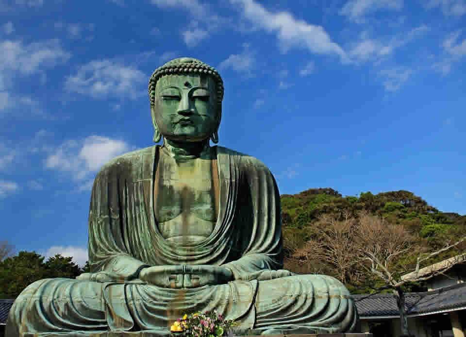 buddha japonais