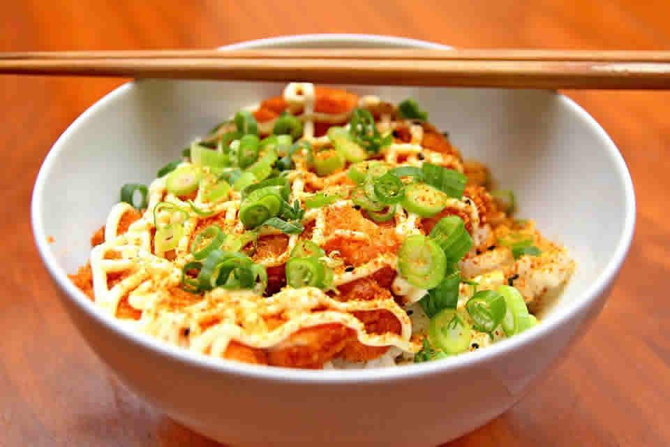 nourritures du Japon