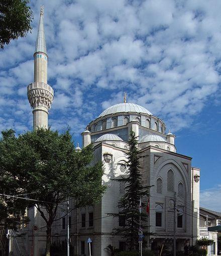 La grande mosquée de Tokyo