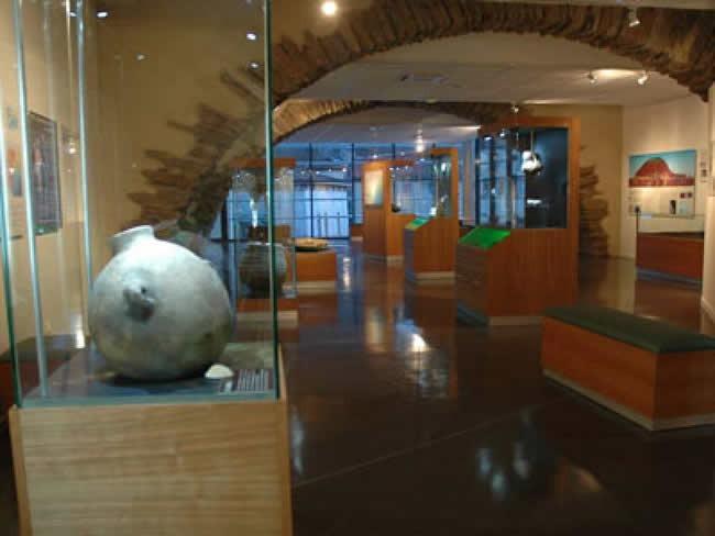 Musée de préhistoire Minervois