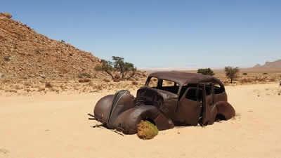 Désert de Kalahari