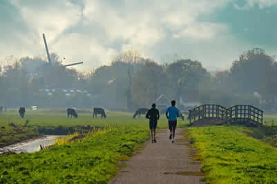 Les Porders, Pays-Bas