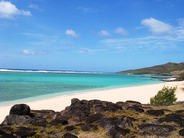 plage d'Anse Ally
