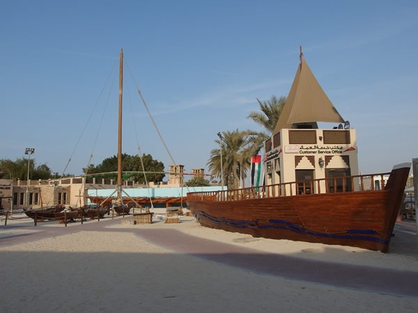 Heritage and Diving Villages