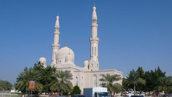 mosquée de Jumeirah