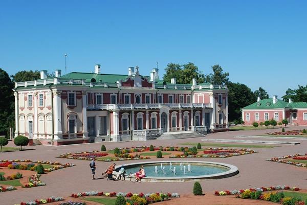 parc Kadriorg