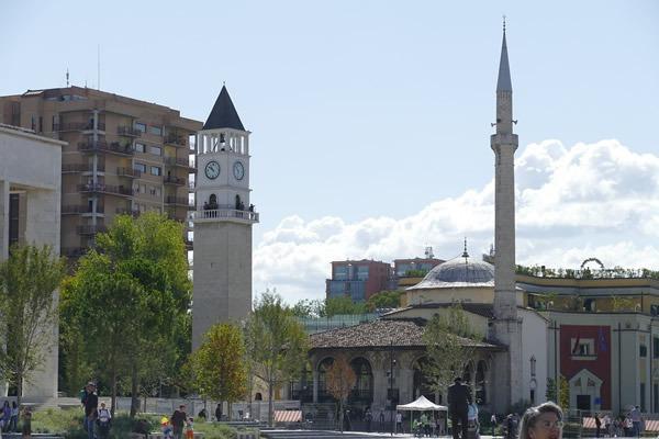 tirana Albanie