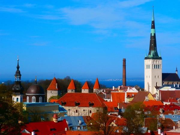 vieille ville Tallin