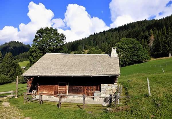Chalet Alpes