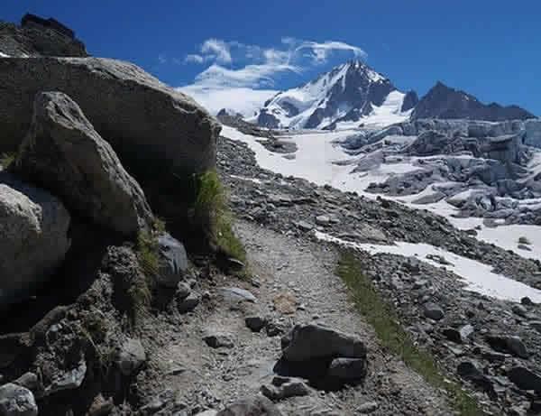 Randonée Alpes