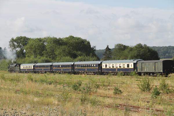 Voitures Orient Express
