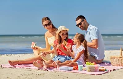 Vacance en famille en Bretagne
