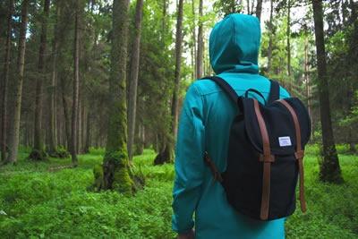 sac à dos idéal pour le voyage