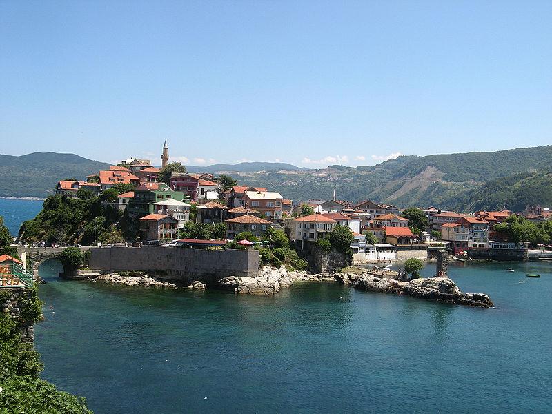 mer noire turque