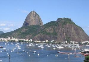 Mont Pain de Sucre à Rio de Janeiro