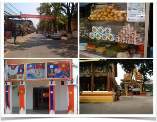 Photo Journée à Vientiane