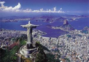 Rio de Janeiro et le Christ Rédempteur