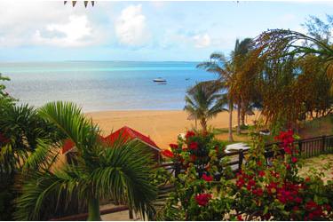 Rodrigues - plage du Mourouk Elbony