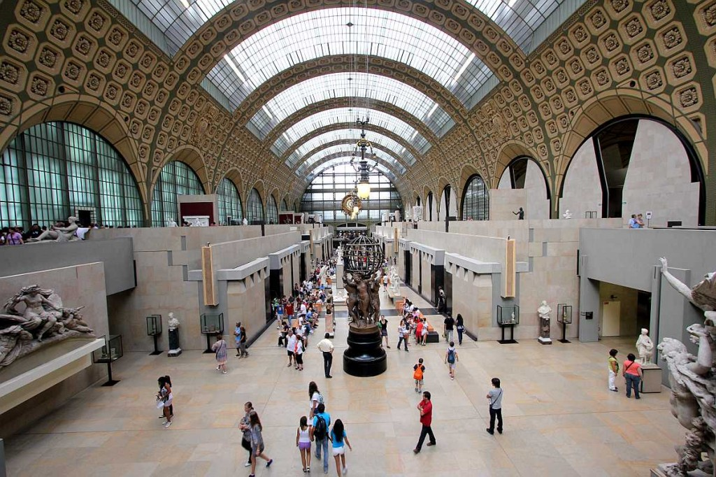 quels musées visiter a paris